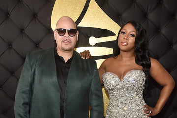 Remy Ma The 59th GRAMMY Awards -  Red Carpet