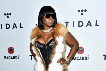 Remy Ma TIDAL X: Brooklyn - Arrivals