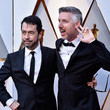 Ren Klyce 90th Annual Academy Awards - Arrivals
