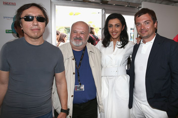 Renat Davletyarov Russian Pavilion Opening at the Cannes Film Festival
