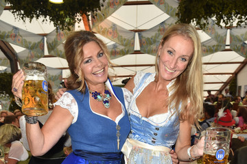 Renata Kochta Celebrities Hang out at Oktoberfest 2015 - Day 1