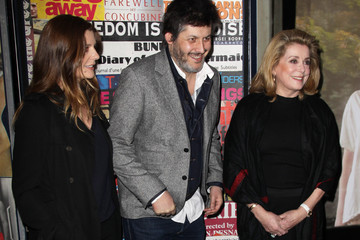 Chiara Mastroianni Christophe Honore Rendez-vous with French Cinema Presents Beloved - UK Premiere