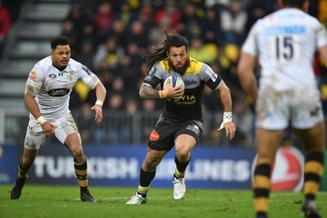 Rene Ranger La Rochelle v Wasps -  Champions Cup