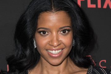 Renee Elise Goldsberry Premiere of Netflix's 'Altered Carbon' - Red Carpet