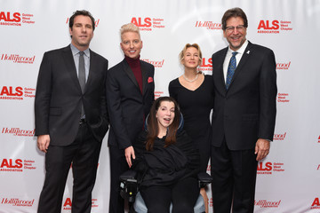Renee Zellweger Nanci Ryder ALS Golden West Chapter Hosts Champions for Care and a Cure