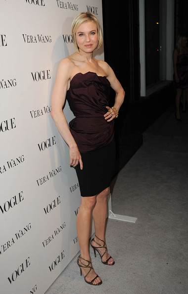 Renee Zellweger - Vera Wang Los Angeles Store Launch Party