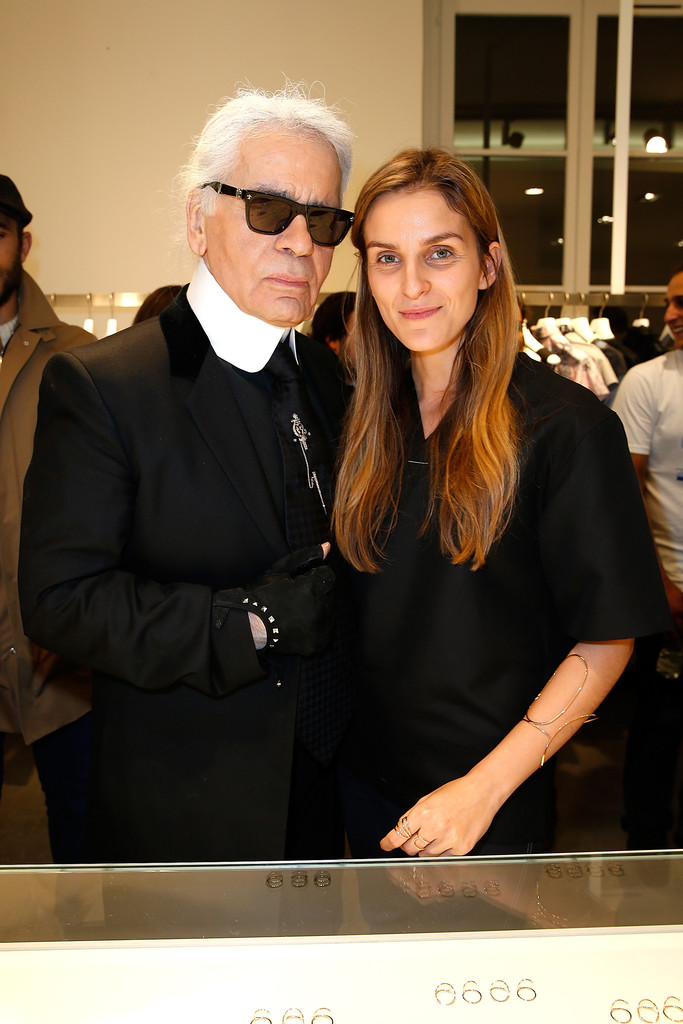 karl lagerfeld photos photos repossi for colette at. Black Bedroom Furniture Sets. Home Design Ideas