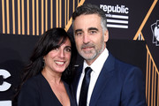 Janet Lipman (L) and Republic Records co-founder Avery Lipman attend Republic Records Celebrates the GRAMMY Awards in Partnership with Cadillac, Ciroc and Barclays Center at Cadillac House on January 26, 2018 in New York City.