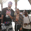 Javale Mcgee and Quincy Brown Photos