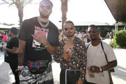 Javale Mcgee and Quincy Brown Photos Photo