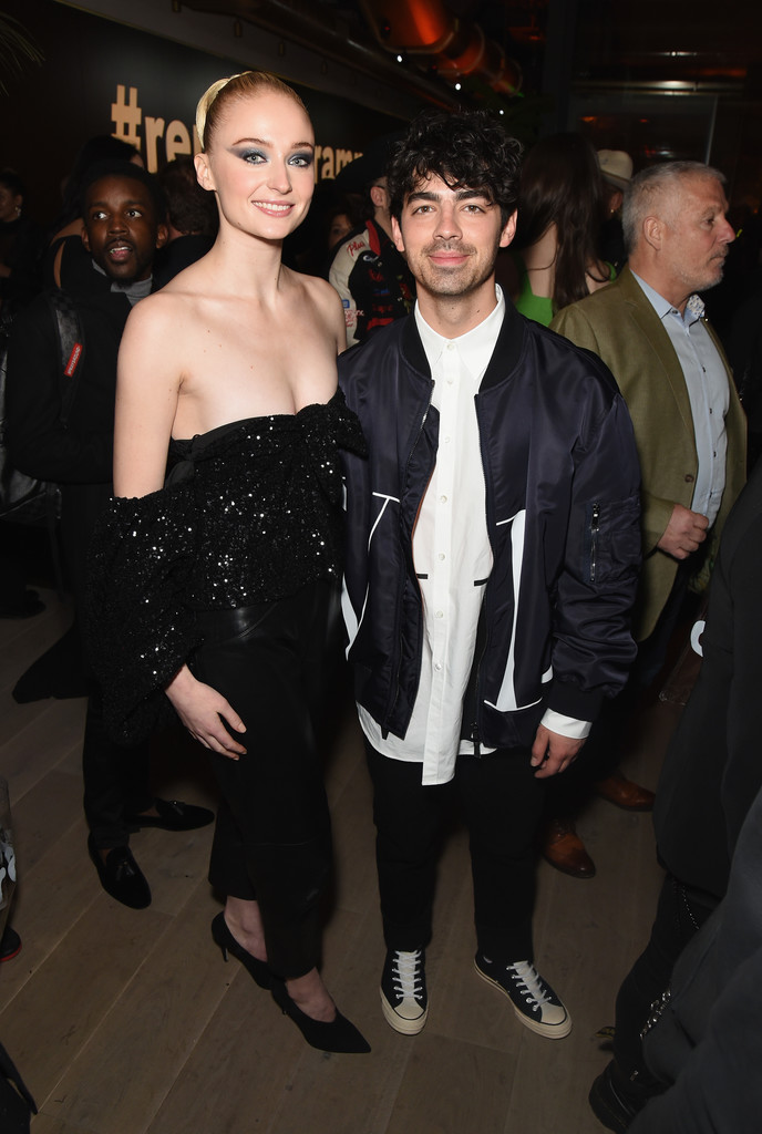 Joe Jonas Already Knows How 'Game Of Thrones' Ends
