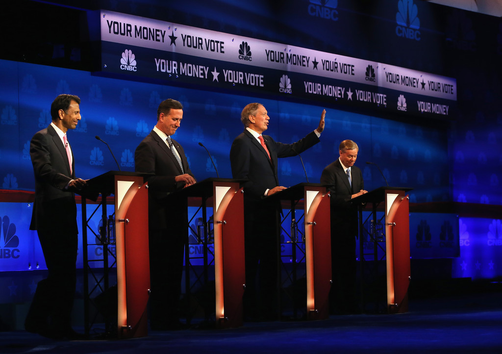 3rd presidential debate essay This paper highlights a prominent but little discussed pattern in us politics,  which is  third party candidates in presidential elections – see rosenstone et al.