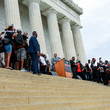 Rev. Al Sharpton March On Washington To Protest Police Brutality