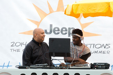Rev Run The Summer of Jeep Celebration