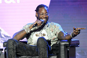2 Chainz speaks onstage during day 2 of REVOLT Summit x AT&T Summit on September 13, 2019 in Atlanta, Georgia.