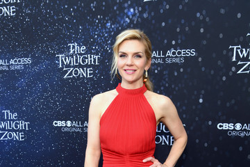 "Rhea Seehorn CBS All Access New Series ""The Twilight Zone"" Premiere - Red Carpet"
