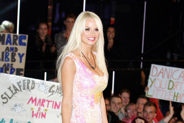 Rhian Sugden Celebrity Big Brother - 3rd Eviction