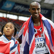 Rhianna Farah IAAF World Athletics Championships: Day 7