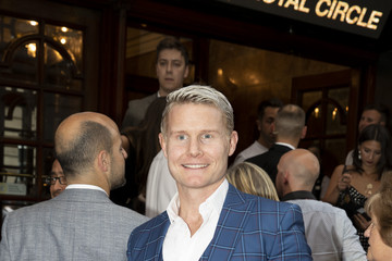 Rhydian Roberts 'Joseph And The Amazing Technicolour Dreamcoat' Press Night - Arrivals