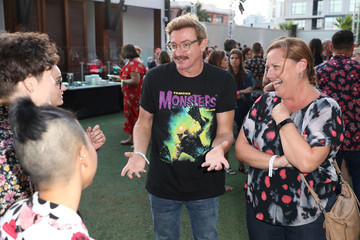 Rhys Darby FANDOM Party Presented by 'The Gifted' on FOX at SDCC