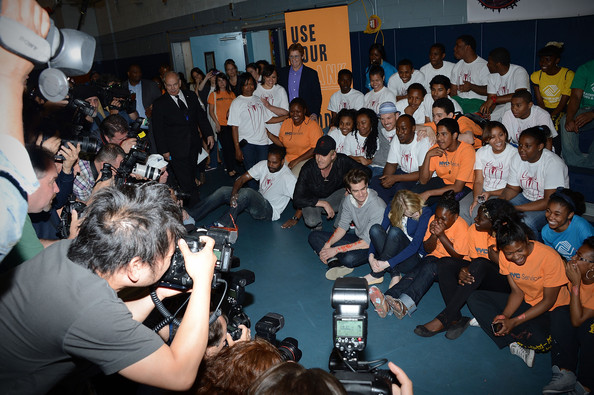 """""""Be Amazing"""" Stand Up Volunteer Initiative - Brooklyn"""