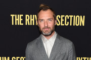 """Jude Law attends the screening of """"The Rhythm Section"""" at Brooklyn Academy of Music on January 27, 2020 in New York City."""