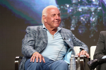 Ric Flair 2017 Summer TCA Tour - Day 2