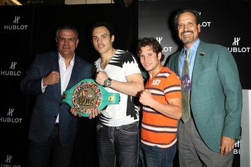 Ricardo Guadalupe HUBLOT And Floyd Mayweather Jr.: The Perfect Combination For the Fight of the Century