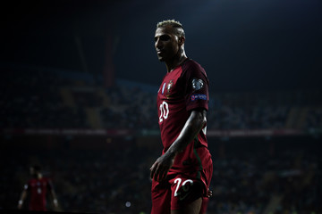 Ricardo Quaresma Portugal v Andorra - FIFA 2018 World Cup Qualifier