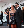 """Riccardo Di Pasquale """"Lacci"""" Red Carpet And Opening Ceremony Red Carpet Arrivals - The 77th Venice Film Festival"""