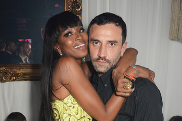 Riccardo Tisci Naomi Campbell's Birthday Party At The Billionaire's Club With BringBackOurGirls