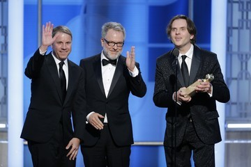 Rich Moore 74th Annual Golden Globe Awards - Show