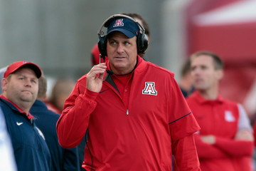Rich Rodriguez Arizona v Washington State