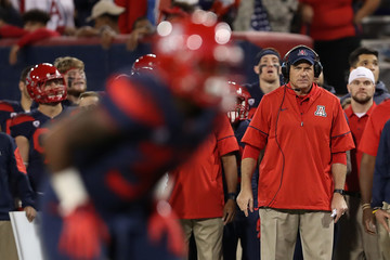 Rich Rodriguez Oregon State v Arizona