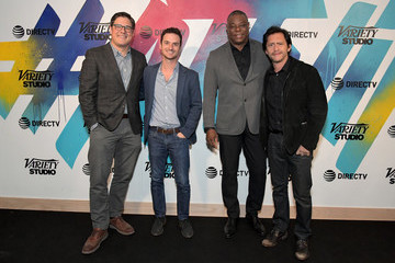 Rich Sommer DIRECTV House Presented By AT&T - Day 3