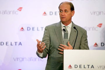 Richard Anderson Delta Air Lines and Virgin Atlantic To Form Joint Venture