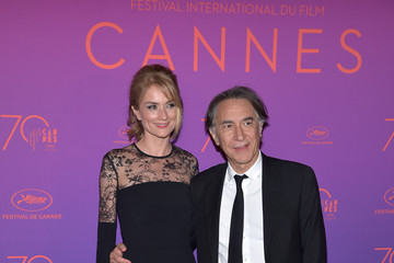 Richard Berry Opening Gala Dinner Arrivals - The 70th Annual Cannes Film Festival
