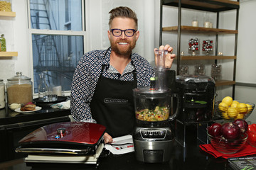Richard Blais Celebrity Chef Richard Blais Heats Things Up at the Spectrum Holiday Showcase