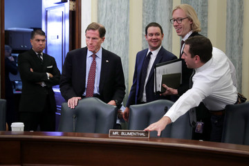 Richard Blumenthal Senate Commerce Committee Holds Hearing On Consumer Data Privacy