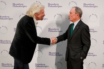Richard Branson Key Speakers at French Finance Ministry Climate Financing Summit