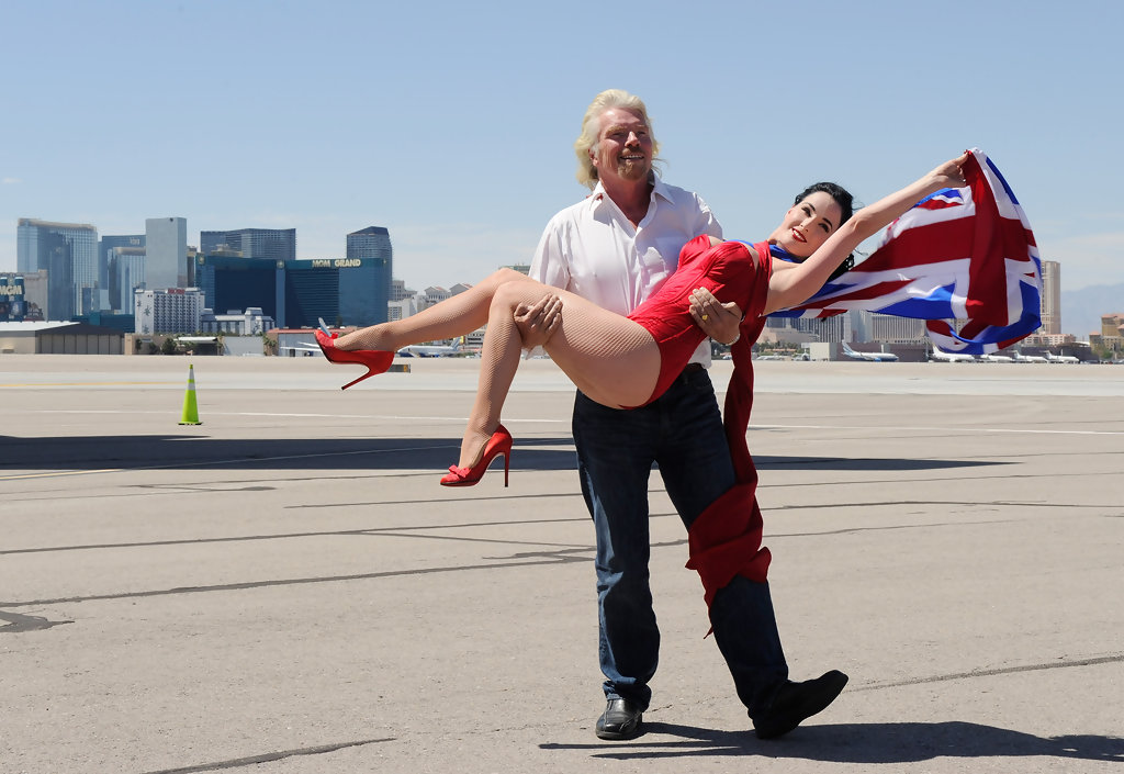 RICHARD BRANSON: Nothing I could do to stop Virgin