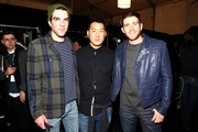 Bryan Greenberg and Zachary Quinto Photos Photo