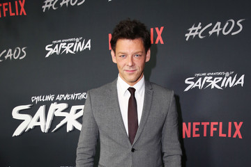 Richard Coyle Netflix Original Series 'Chilling Adventures of Sabrina' Red Carpet And Premiere Event