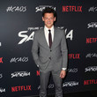 Richard Coyle Premiere Of Netflix's 'Chilling Adventures Of Sabrina' - Arrivals