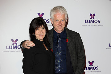 Richard Curtis JK Rowling Hosts Fundraising Event For Charity 'Lumos'