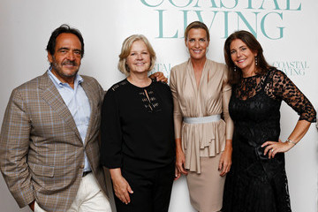 Richard David Story Coastal Living Celebrates The September Seaside Style Issue With A Cocktail Party Honoring Designer India Hicks