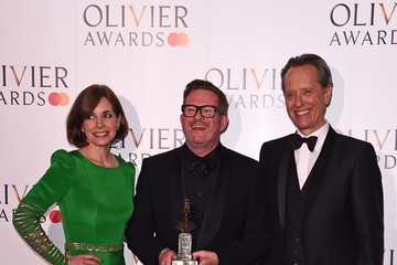 Richard E. Grant The Olivier Awards 2019 With MasterCard - Press Room