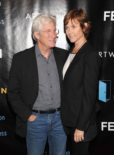 Carey Lowell and richard gere movie