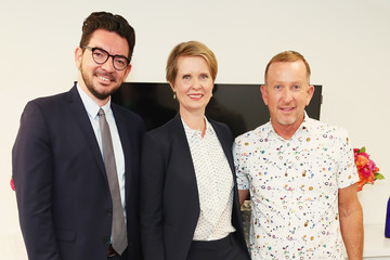 Richard Gray PRIDE PLACE At Samsung 837 - Conversation With Cynthia Nixon