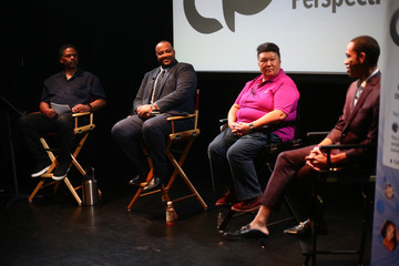 Richard Lawson WACO Theater Foundation's 'An Introduction To The Diverse Perspective' Event